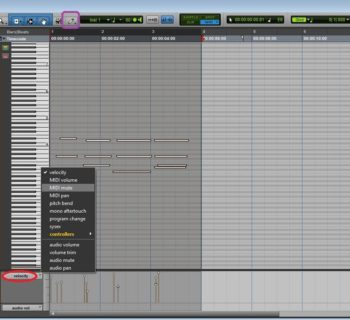Tutorial avid Pro Tools daw software audio pro mix virtual edit audiofader