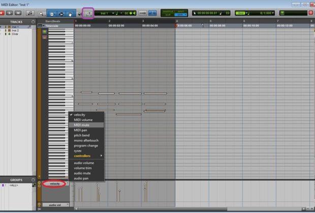 Tutorial avid Pro Tools daw software audio pro mix virtual edit audiofader
