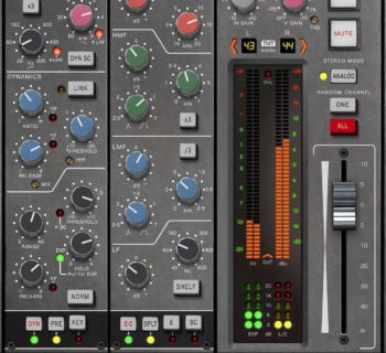 bx_console SSL 9000J plugin alliance plug-in audio mix virtual audiofader