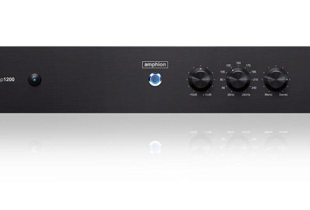 Amphion FlexAmp1200 sub amp studio pro audio audiofader