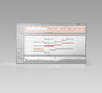 Celemony Melodyne 5 software pitch correction daw software virtual studio mixing recording audiofader