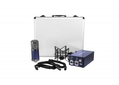 MXL Revelation II hardware studio rec mic tube valvolare recording audiofader
