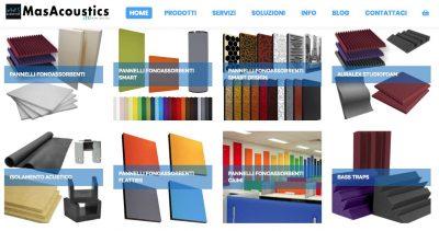 MasAcoustics v6 acustica hardware studio pro project home audiofader