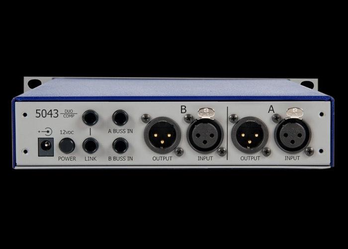 RND Portico 5043 hardware outboard duo comp compressor studio pro audiofader