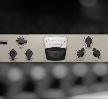 fuse audio labs VCL-515 software virtual plug-in audio mix limiter audiofader