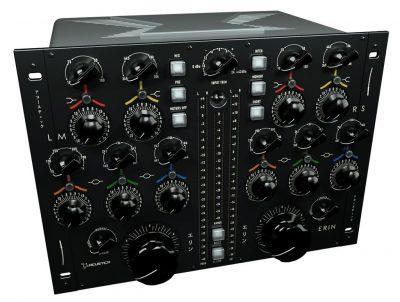 Acustica Audio Erin software virtual daw processing mastering tube eq comp valvolare tube audiofader