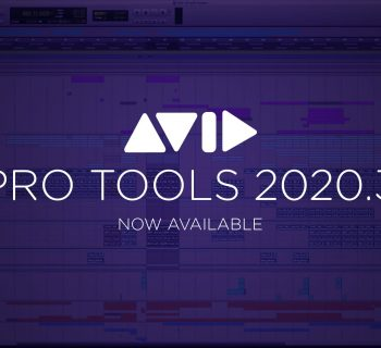 Avid Pro Tools 2020.3 daw software update aggiornamento edit mix vincenzo bellanova audiofader