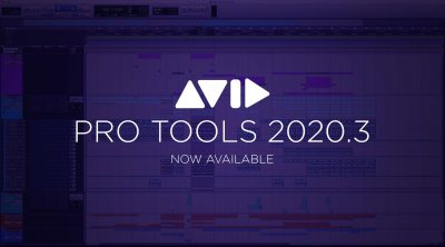 Avid Pro Tools 2020.3 daw software update aggiornamento edit mix vincenzo bellanova audiofader