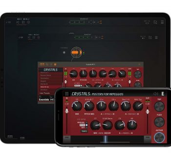 Eventide Crystals h9 max algorithms virtual fx plug-in audio daw software audiofader