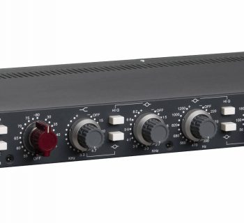Heritage Audio HA81A rackmount 80series outboard hardware analog pre eq studio recording mic preamp midi music audiofader