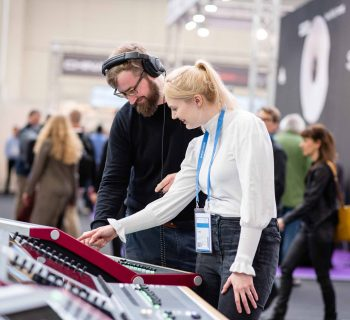 Prolight+Sound 2021 fiera francoforte frankfurt exhibition audio pro audiofader live stage studio