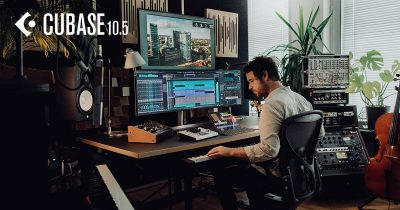 Steinberg Cubase 10.5 daw software producer music mix edit mastering video virtual audio pro studio home project audiofader tutorial pierluigi bontempi