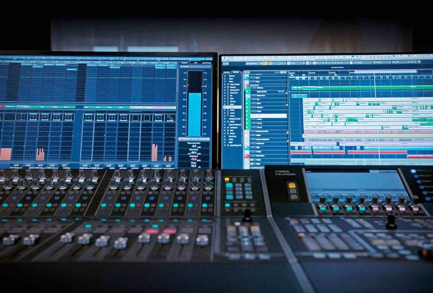 Steinberg Nuendo 10.3 software audio pro virtual post produzione cubase audiofader