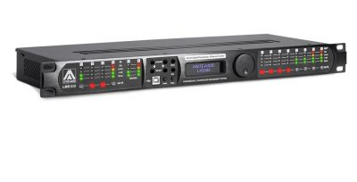 Amate Audio LMS608 hardware outboard rack digital ad convertitore audiofader