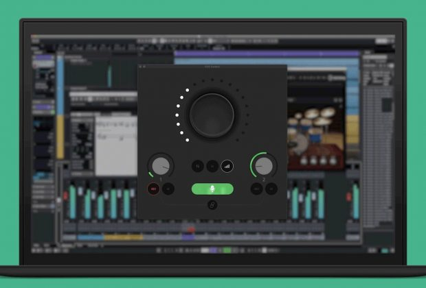 EVO 4 control app interfaccia audio portatile id4 id8 id14 id22 audient leading tech plug-in