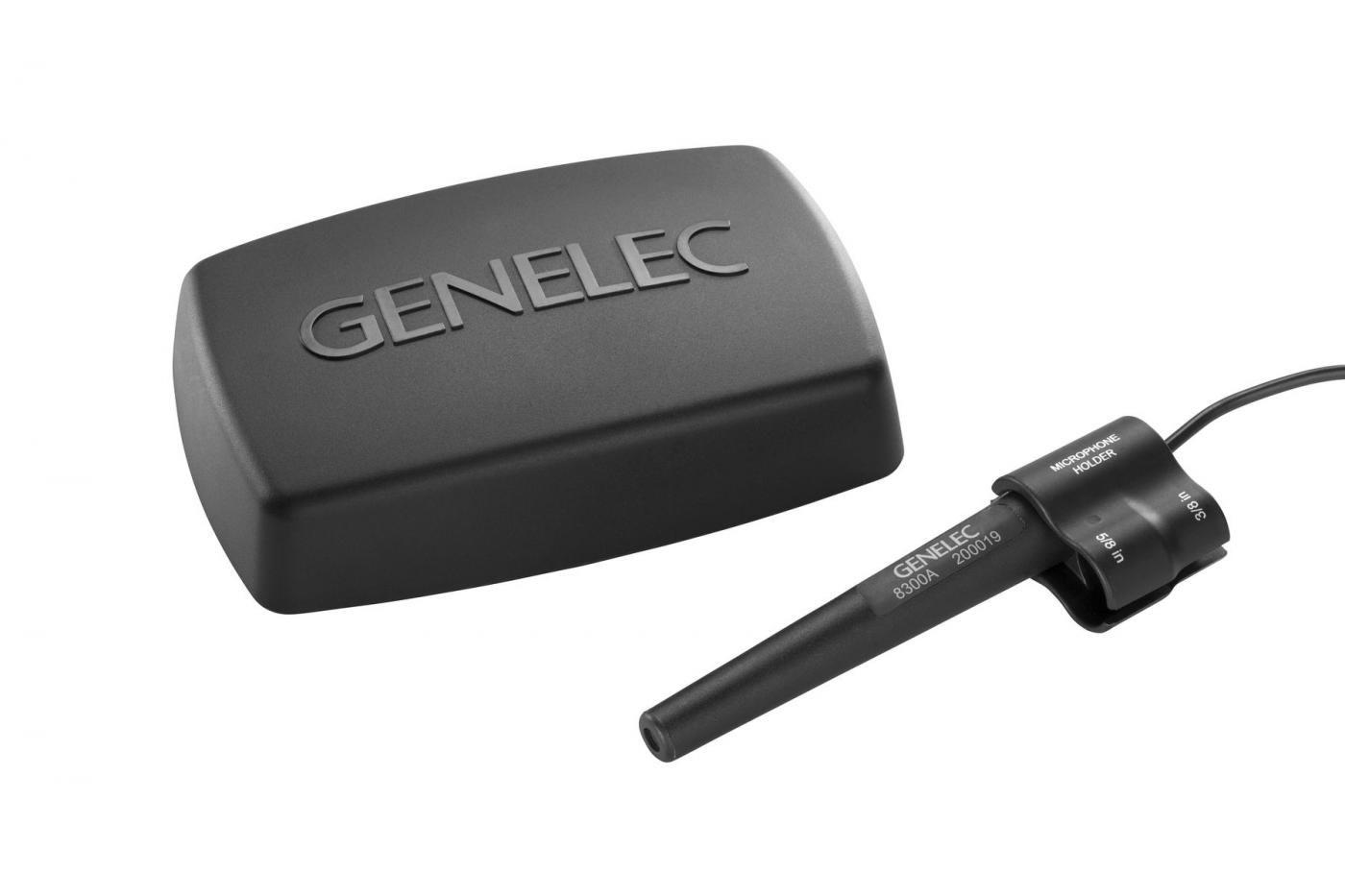 Genelec GLM kit audio monitor calibrazione speaker studio pro midiware audiofader