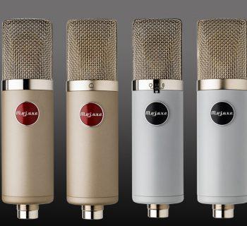 mojave mic studio hardware recording rec tube condenser pro audio audiofader