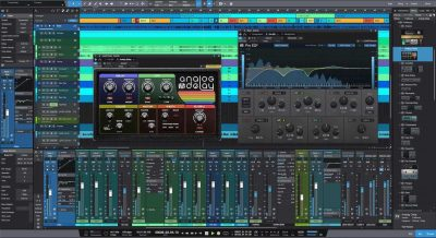 PreSonus StudioOne 5 daw professional audio artist software virtual mix edit rec studio pro audiofader