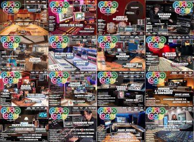 abbonamento audiofader mag magazine audio pro studio test tutorial speciale