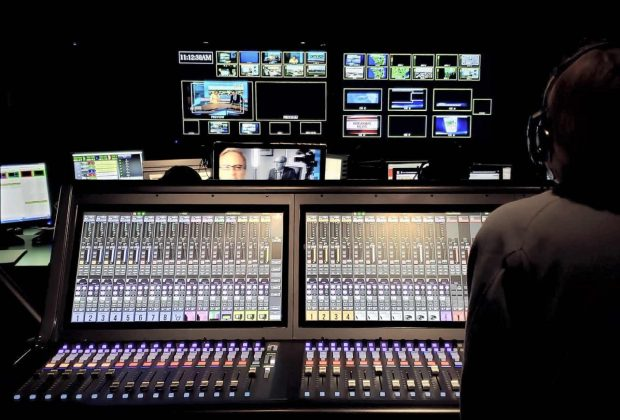 SSL System T V3.0 aggiornamento broadcast aoip hardware software ethernet audiofader
