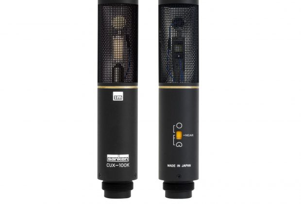 Sanken-Chromatic CUX-100K mic microfono rec recording studio pro audio audiofader