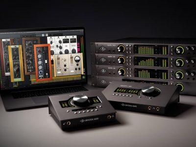 Universal Audio promo estate 2020 midiware audiofader plug-in audio apollo luna