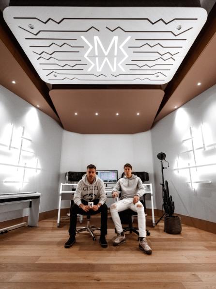 audiofader intervista merk&kremont