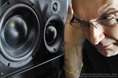 Stefano Amerio intervista studio rec audiofader luca pilla