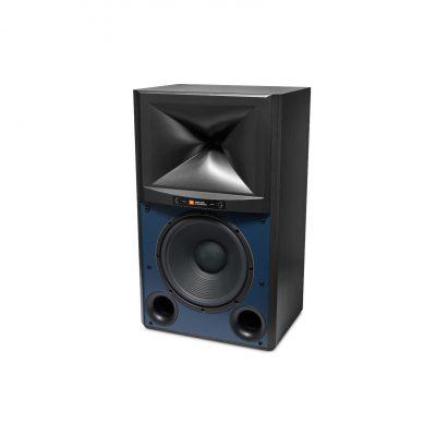 JBL 4349 studio monitor rec mix broadcast sound pro audio leading tech prezzo audiofader
