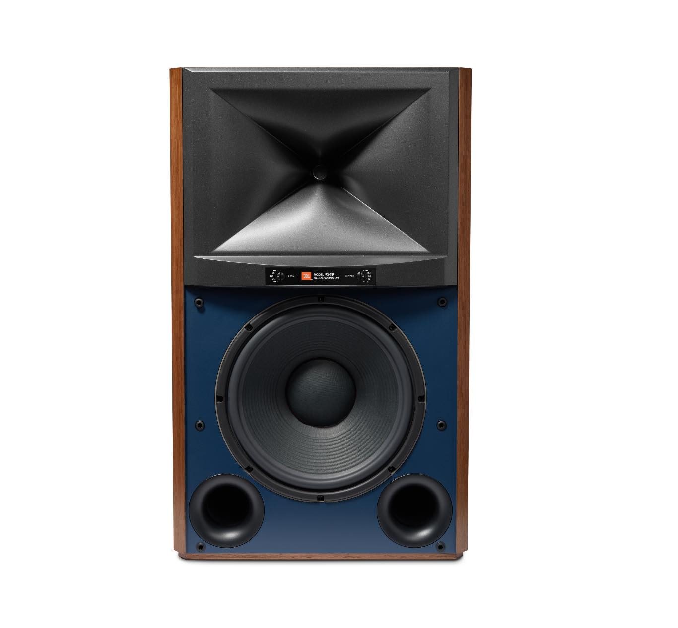 JBL 4349 studio monitor rec mix broadcast sound pro audio leading tech prezzo audiofader