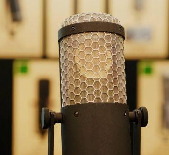 Josephson C705 studio rec mic pro audio condenser audiofader