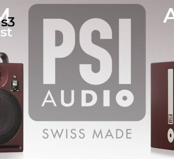 PSI Audio A14-M broadcast studio monitor studio obvan live rec music vdm group prezzo audiofader