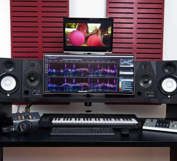 Steinberg SpectraLayers 7 audio spectral layer editor editing software noise reduction audiofader