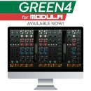 Acustica Audio eq channel strip price Green4 software daw plug-in bundle audio pro studio daw mix mastering virtual bundle audiofader modula quantica audio
