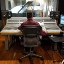 Audient ASP8024 Shed Studios rec pro studio hardware analog vintage console banco leading tech audiofader