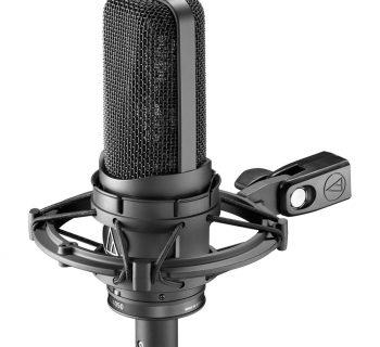 Audio-Technica AT4050 recording rec studio hardware pro audio audiofader condensatore largo diaframma multipattern sisme