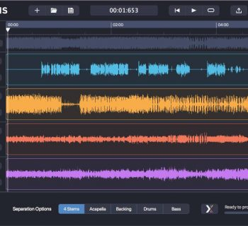 Audionamix Xtrax Stems test virtual software daw dj producer andrea scansani audiofader