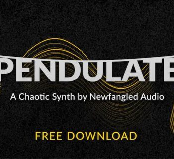 Eventide Newfangled Audio Pendulate plug-in software synth tool virtual daw windows mac gratis free freeware audiofader