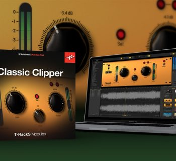 Ik Multimedia T-RackS Classic Clipper mix masterin itb daw software gratis free vst audiofader