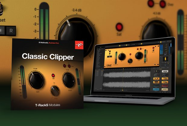 Ik Multimedia T-RackS Classic Clipper mix masterin itb daw software gratis free vst audiofader