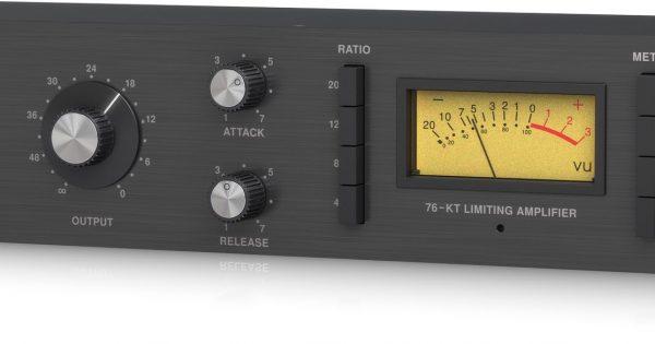 Klarkteknik 76-KT outboard hardware compressore 1176 fet comp studio rec mix test audiofader andrea scansani prezzo