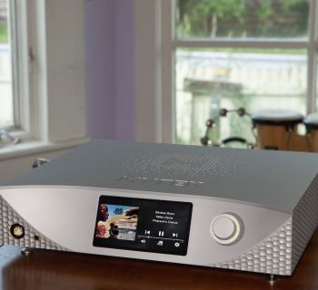 Mytek Digital Empire dac preamp streamer hardware audio pro audiofader