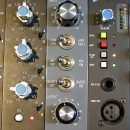 Retro 500PRE outboard rack api serie500 preamp rec recording funky junk audiofader test luca pilla