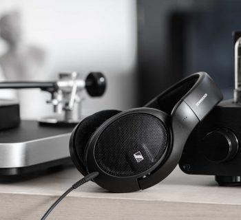 Sennheiser HD 560S hardware cuffie headphone exhibo audiofilo audio audiofader studio pro