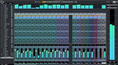 Steinberg Cubase 10.5 MixConsole daw software tutorial pierluigi bontempi music producer audiofader