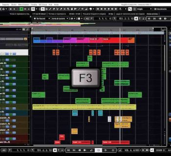 Steinberg Cubase 10.5 mute solo daw software tutorial pierluigi bontempi music producer audiofader