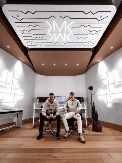 Studio Merk&Kremont edm producer dj music acustica sound service audiofader luca pilla intervista