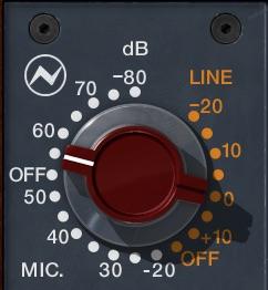 UAD Neve 1084 pre eq virtual software unison daw mixing recording rec studio pro LUNA test audiofader preamp