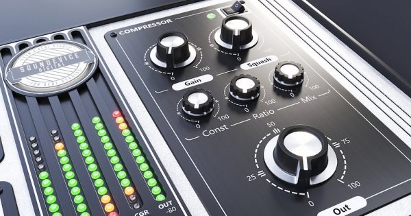 United Plugins Autoformer update plug-in soundevice digital virtual daw software mixing audiofader