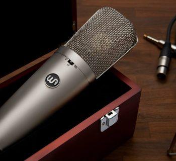 Warm Audio WA-87 R2 mic hardware condensatore midiware audio pro studio audiofader